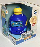 """Игрушка для ванной Фонтанчик """"Подводная лодка"""" ,Игра для ванной Батискаф водомет 9913 А, в коробке"""