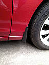 Брызговики MGC Mazda 6 (Мазда 6) 2013-2018 г.в. комплект 4 шт GHP9V3450, GHK1V3460, фото 6