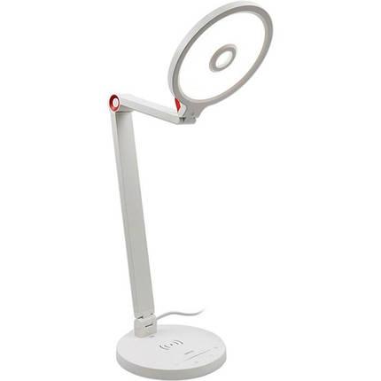 Лампа Remax RL-LT08 LIFE Hoye Series Folding Metal LED Lamp White  Оригинал, фото 2