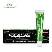 Ультра сильный травяной крем от псориаза Focallure, фото 1
