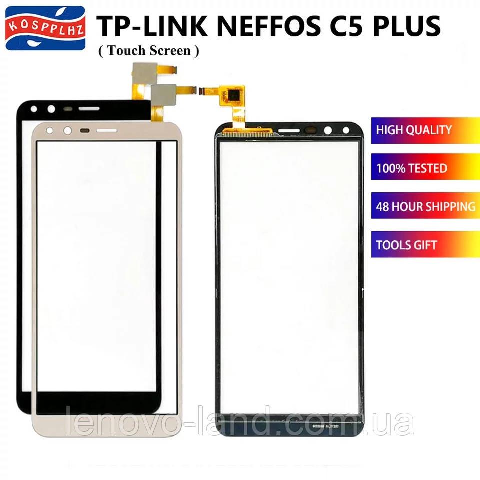 TP-Link Neffos C5 Plus Сенсор, тачскрин
