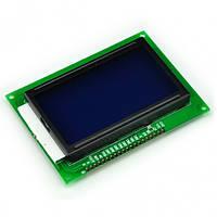 LCD графический дисплей 12864 v2.0 128x64 с синей подсветкой