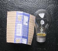 Лампа накаливания 100 Вт Е27 (в упаковке 100 шт)