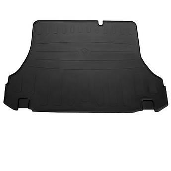 Резиновый коврик в багажник для  DAEWOO Lanos 1997-2016 Stingray