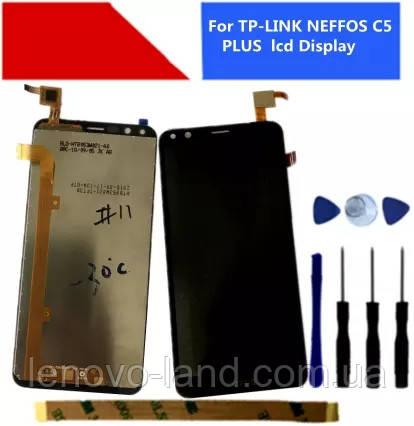 Модуль для TP-Link Neffos C5 Plus дисплей + сенсор