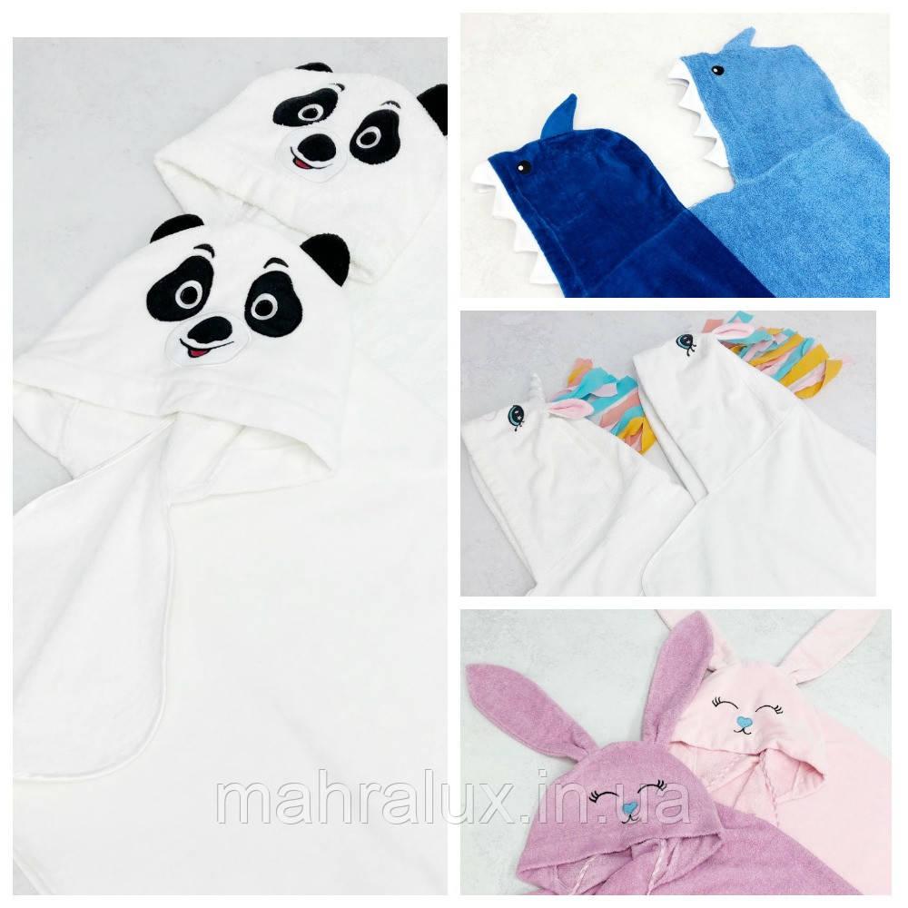 Пошив детских махровых полотенец-уголков