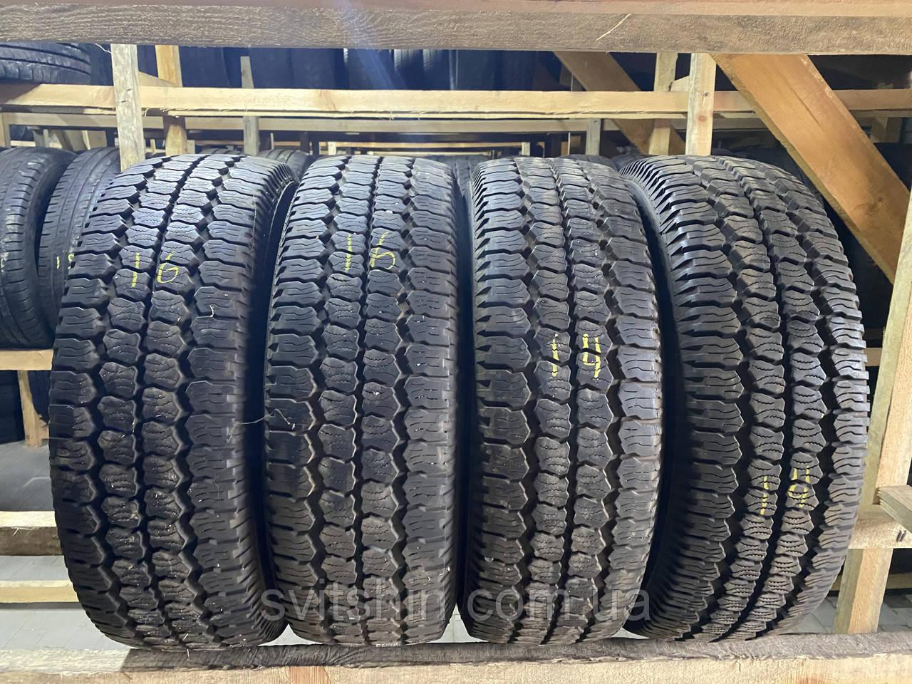 Шини бу 215/65R16c MAXXIS Vanpro AS 8мм 2/4шт