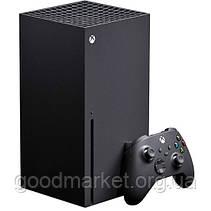 Стаціонарна ігрова приставка Microsoft Xbox Series X 1TB  В НАЯВНОСТІ, фото 3