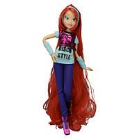 Лялька Winx Чарівні волосся Блум