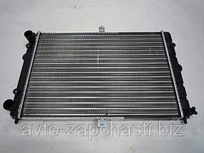 Радиатор ВАЗ 2108, 2109, 21093, 21099, 2113, 2114, 2115 (карб.) (пр-во ДААЗ) (21080-130101200)