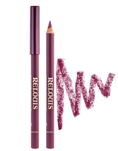 Контурний олівець для губ Relouis з вітаміном Е 1.13 р № 18