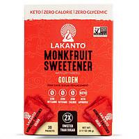 Натуральный сахарозаменитель белый Lakanto 3г х 30 стиков