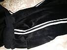 Велюровый тёплый костюм на девочку, фото 10
