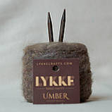Съемные  стандартные спицы Lykke Umber 4, фото 2