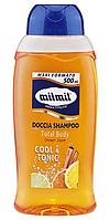 Шампунь-гель для душу Mil Mil Cool and Tonic 500мл