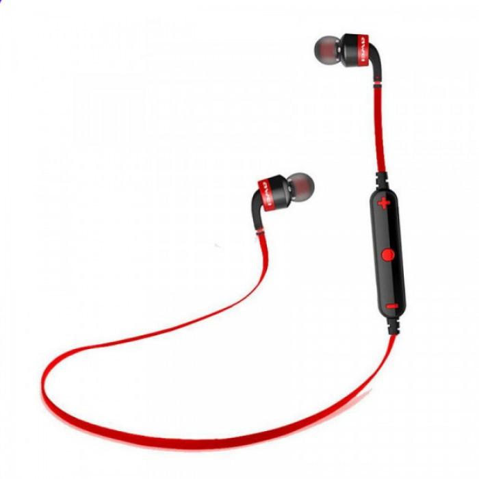 Беспроводные Bluetooth наушники Awei A960BL Красные