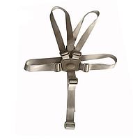 Ремни безопасности для коляски, стульчика для кормления Серый (05163)