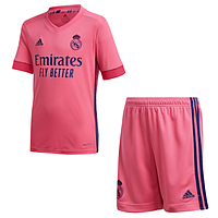 Футбольная форма Реал Мадрид (Real Madrid) 2020-2021 Гостевая