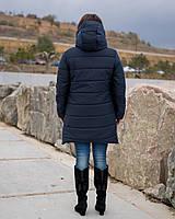 Женская куртка на овчине Большого размера, фото 3