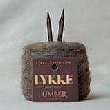Съемные  стандартные спицы Lykke Umber 5, фото 2