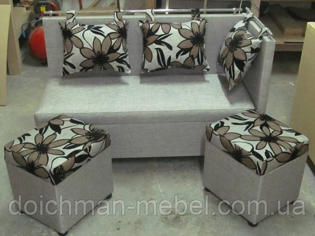 Диван Лавочка для кухни КОМФОРТ мини, мягкая мебель для кухни от производителя