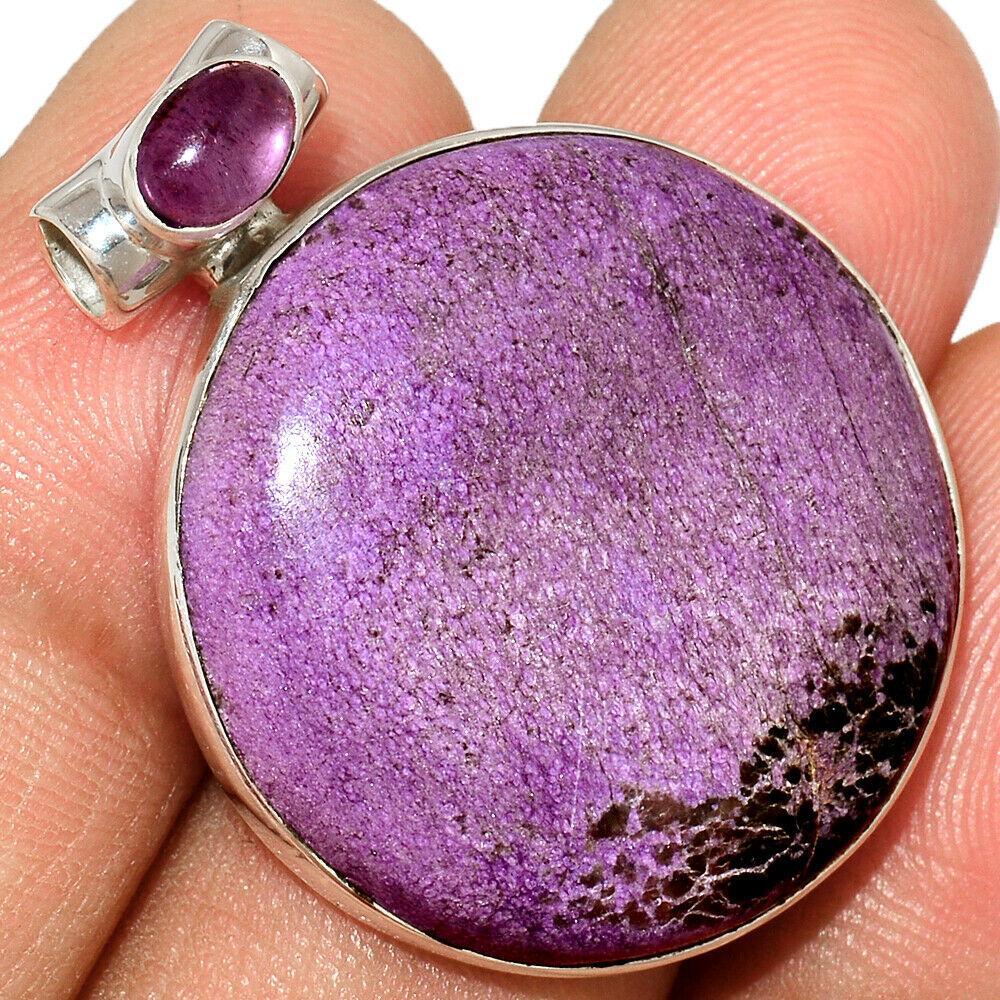 Срібне кільце з пурпуритом, 2272КЦП