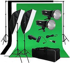 Комплект студийного света BPS 1200 DI CA9024