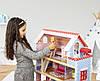 Кукольный домик игровой для кукол Лол AVKO Вилла Савона + 2 куклы, фото 4