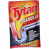Средство для чистки труб Tytan 50 г гранулы