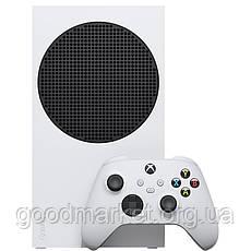 Стаціонарна ігрова приставка Microsoft Xbox Series S 512GB, фото 3