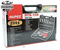Rupez RTS-108 купить в интернет-магазине. Набор инструментов головок ключей. Rupez RTS-108