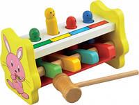 """Деревянная игрушка - стучалка """"Человечки"""" арт. Д258"""