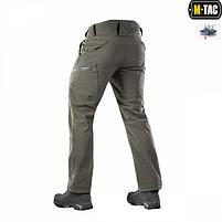 M-Tac брюки Soft Shell Winter Olive, фото 2