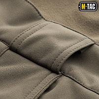 M-Tac брюки Soft Shell Winter Olive, фото 4