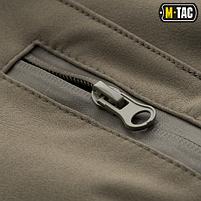 M-Tac брюки Soft Shell Winter Olive, фото 5