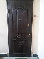 Дверь МДФ-МДФ 10 мм. два замка повышенной защищённости
