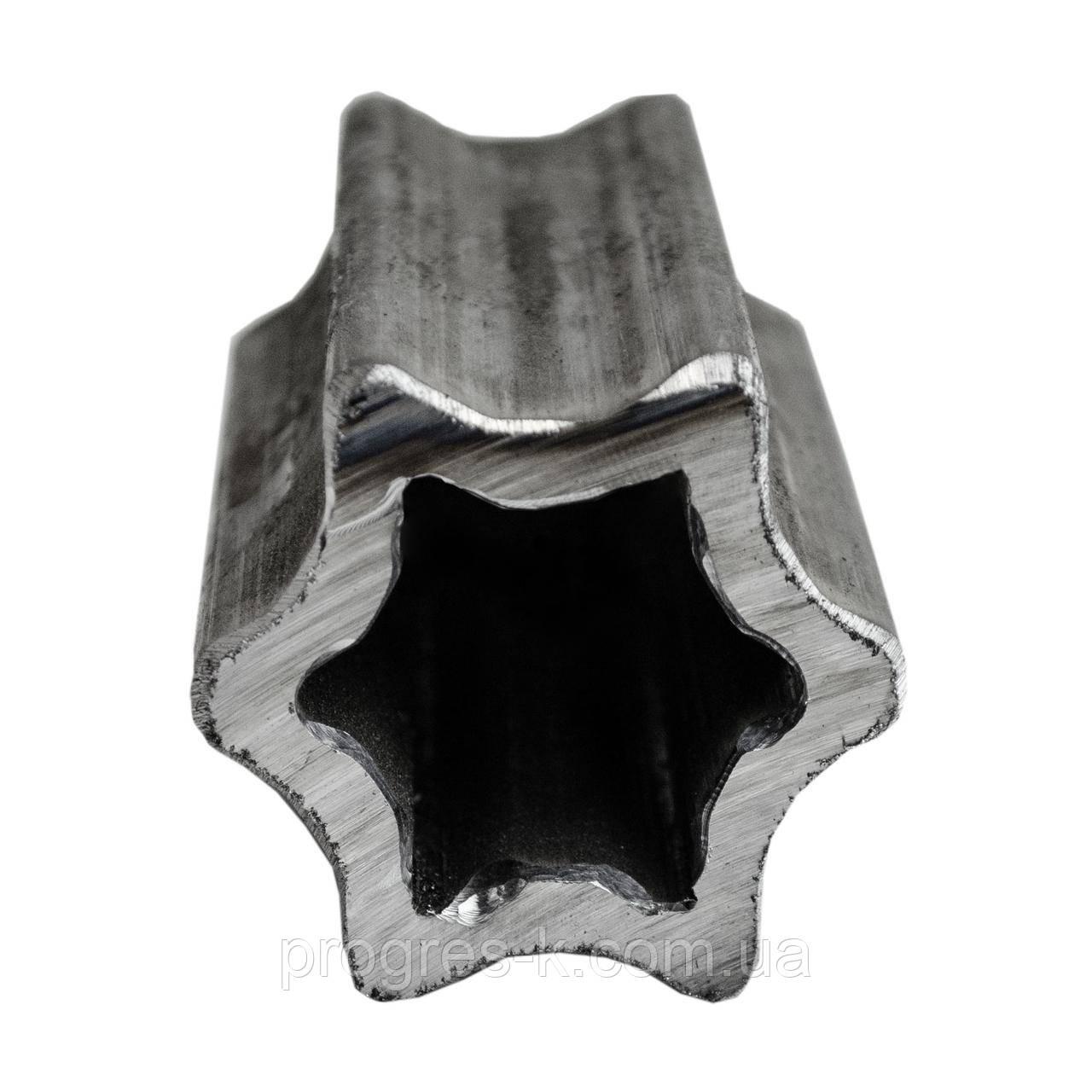 Труба шестигранная внутренняя S60 (м.) (47,4х5)