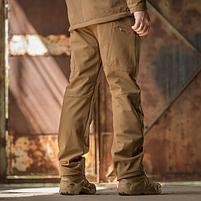M-Tac брюки Soft Shell Winter  Coyote, фото 6