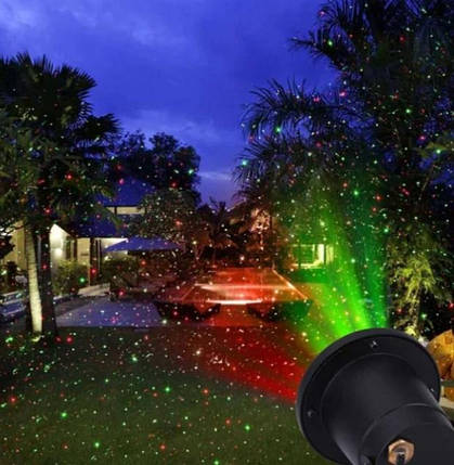 Диско LASER Shower  Light 908, Лазерный звездный проектор, Лазерная установка, Лазерный проектор освещения, фото 2