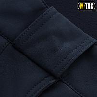 M-Tac брюки Soft Shell Winter Dark Navy Blue, фото 4