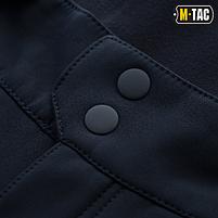 M-Tac брюки Soft Shell Winter Dark Navy Blue, фото 5