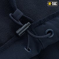 M-Tac брюки Soft Shell Winter Dark Navy Blue, фото 6