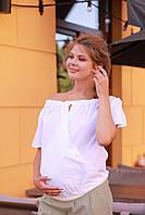 "Блуза (сорочка) для вагітних, для майбутніх мам ""To Be"" 4184066"