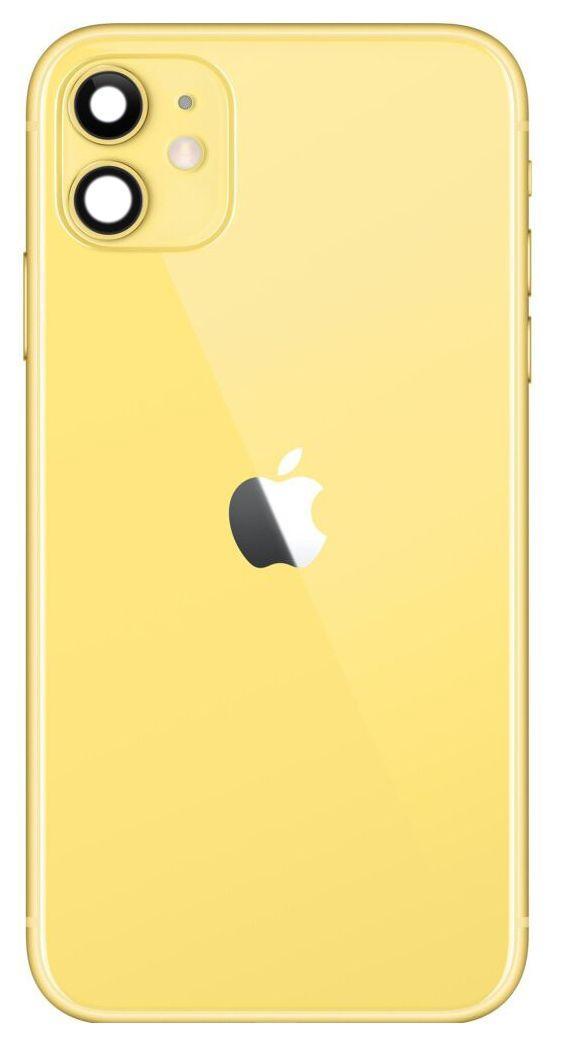Корпус Apple iPhone 11 Original Yellow