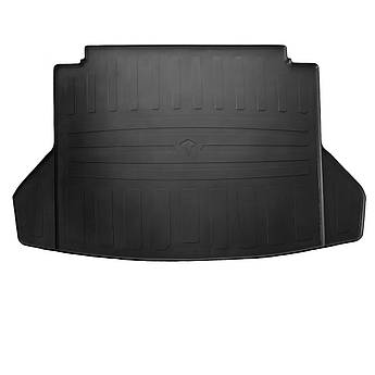 Гумовий килимок в багажник для HYUNDAI Elantra (AD) 2015-2020 sedan Stingray