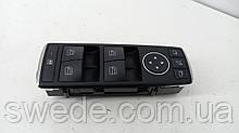 Блок кнопок стеклоподъемников Mercedes CLS C218 2011-2017 гг A2129056100