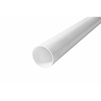 Труба ливнесточная пвх PROFiL (ПРОФИЛ) Ø 75 3м белая/ Водостоки пластиковые Profil