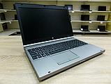 Игровой Ноутбук HP EliteBook 8560P + (Intel Core i7) + ИДЕАЛ + Гарантия, фото 2