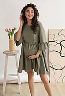 """Платье для беременных, будущих мам """"To Be"""" 1459711, фото 1"""