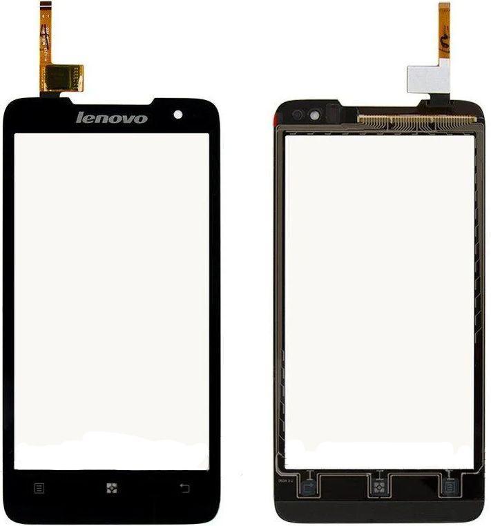 Сенсор (тачскрін) для телефону Lenovo P770 (original) Black
